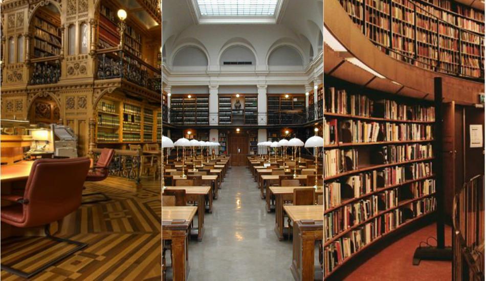 Türkiye'nin en ilginç kütüphaneleri