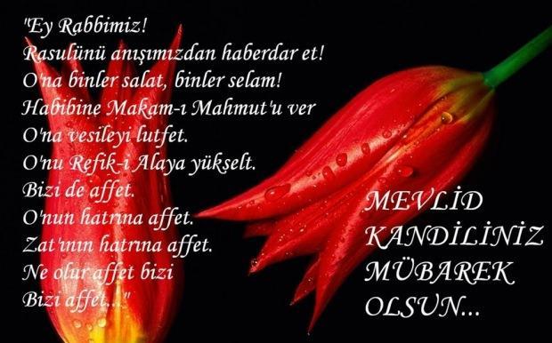 lyrics of mevlid candles