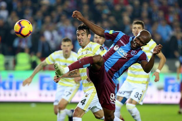 Trabzonspor 8 yıllık hasreti dindirdi!
