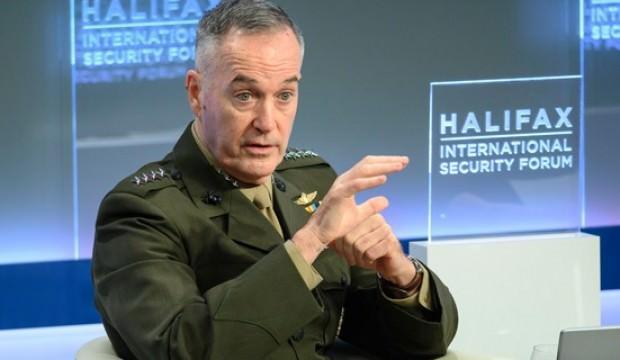 ABD Genelkurmay Başkanı Dunford: Taliban Afganistanda kaybetmiyor