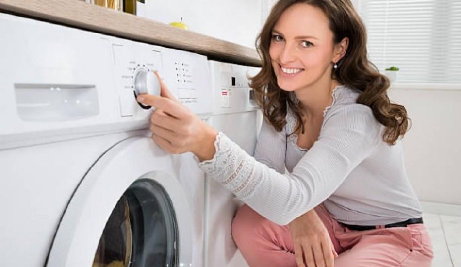 Çamaşır makinesi nasıl sabitlenir?
