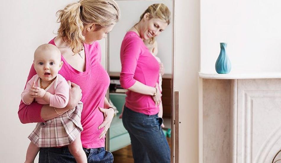 Doğum sonrası göbek sarkması nasıl engellenir?
