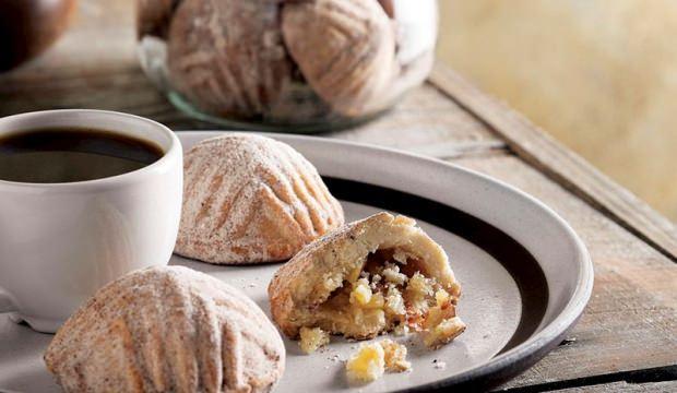 Bademli ve elmalı kurabiye tarifi