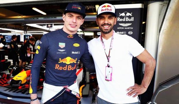 Kenan Sofuoğlu ünlü F1 pilotuyla buluştu!