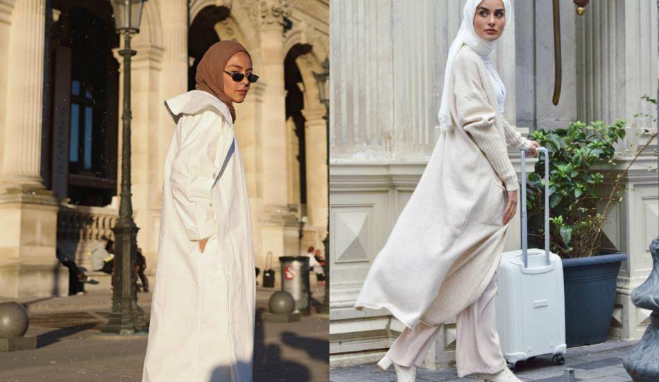 Kışın beyaz renk giyilir mi?