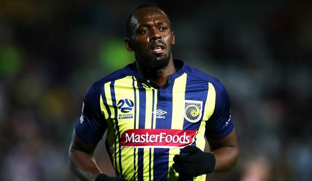 Usain Bolt futbolu bıraktı!