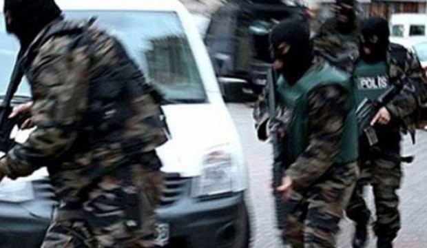 Üst düzey terörist ve eşi Trabzon'da yakalandı
