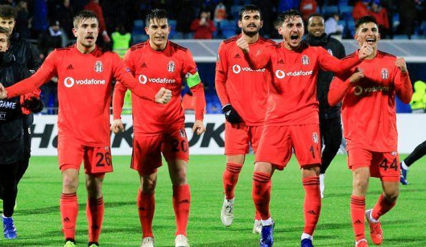 Beşiktaş'tan 17 yıl sonra bir ilk!
