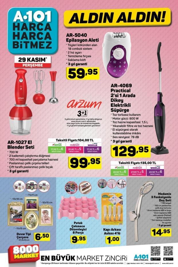 Arzum Practical Electrical Surge