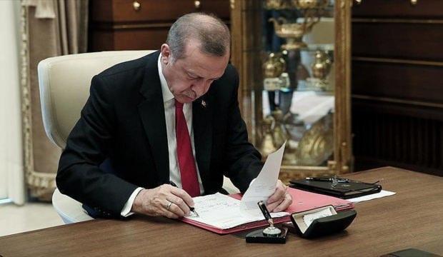 Başkan Erdoğan onayladı! Resmen yayınlandı