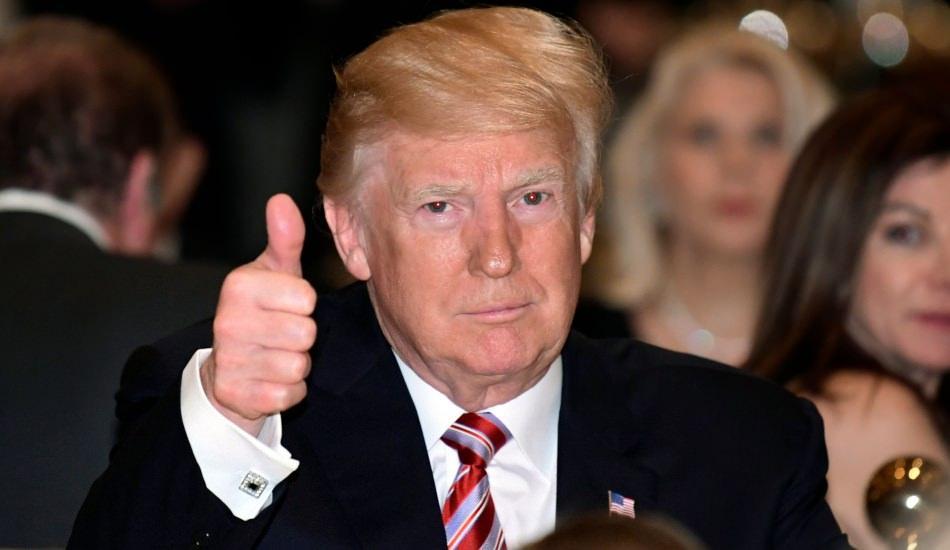 Donald Trump kendini hangi ünlüye benzetti?