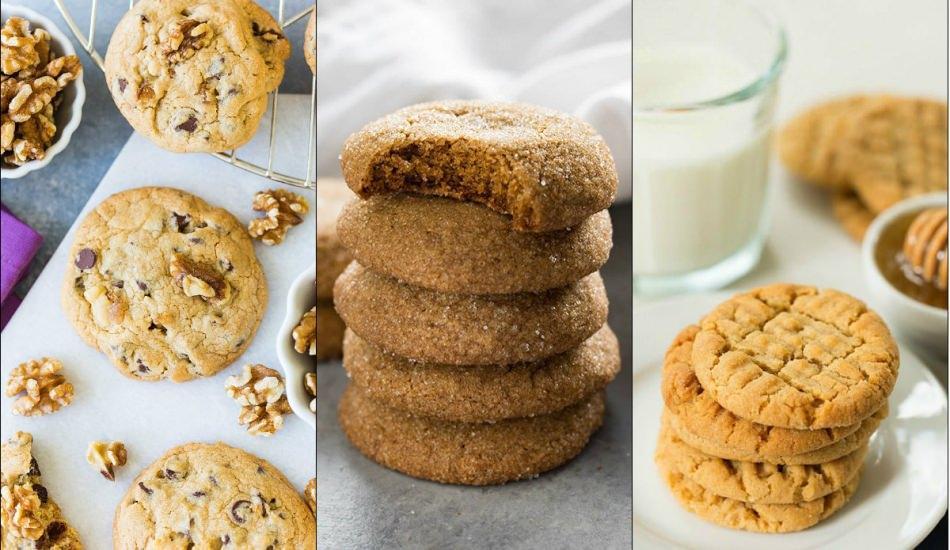 Pratik ve lezzetli kurabiye tarifleri