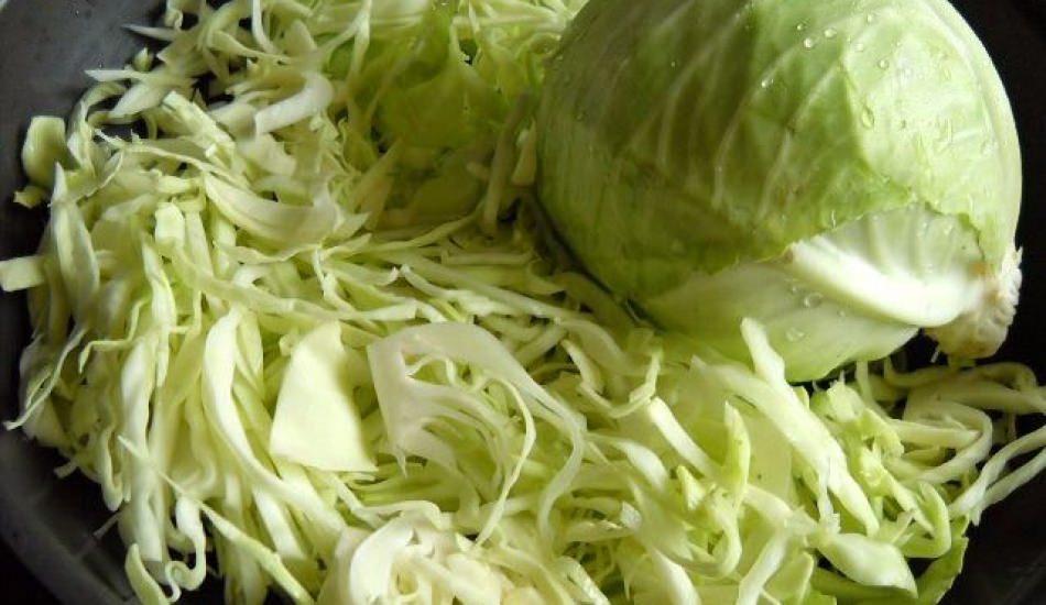 Çiğ Lahana yiyerek nasıl zayıflanır? Lahana diyeti nedir? Saraç'tan zayıflatan Lahana detoksu