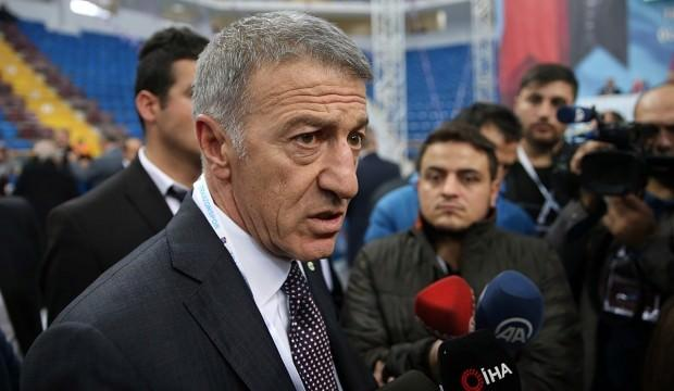 'Türk futbolunun kaderini değiştirmek istiyoruz'