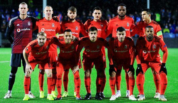 UEFA açıkladı! Beşiktaşlı yıldıza büyük onur