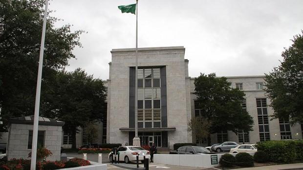 Suudi Arabistan'ın Washington'daki Büyükelçiliği...