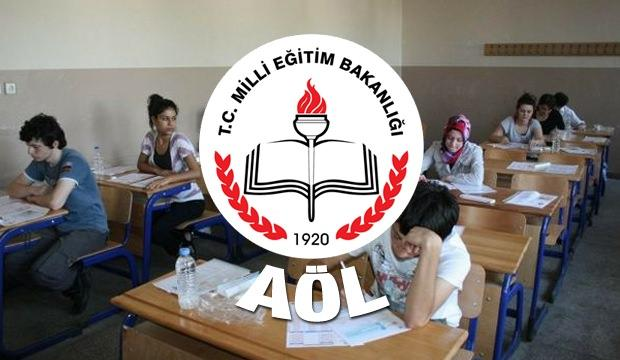 AÖL 1 Dönem Sınavı