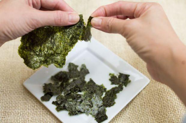 yosun maskesi nasıl yapılır