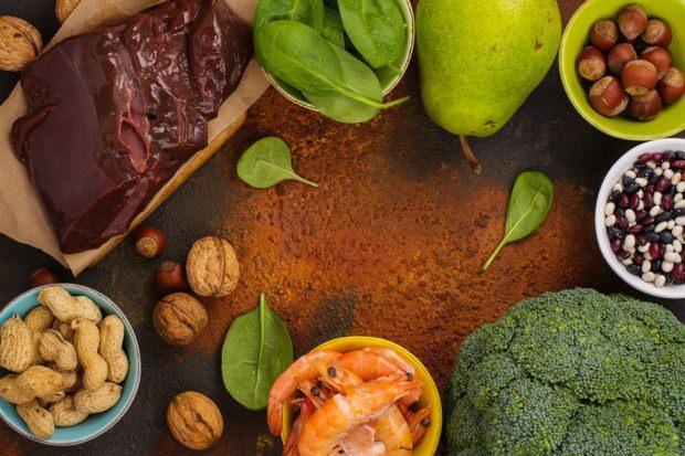 hangi besinlerde folik asit var