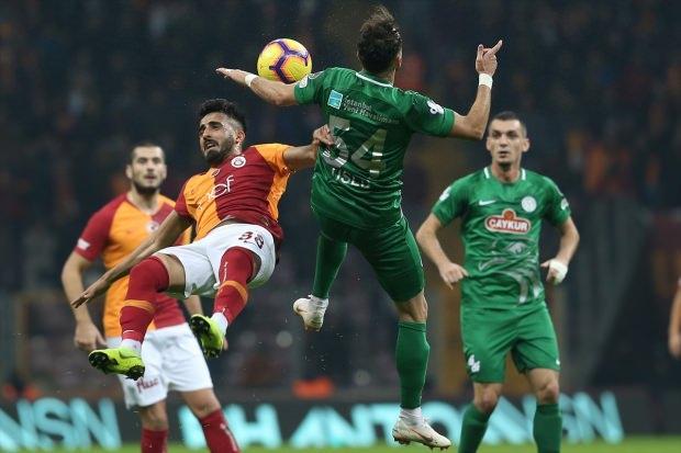 Galatasaray evinde 2-0'ı koruyamadı!