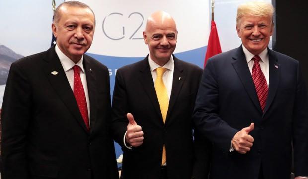 Sürpriz buluşmayı anlattı! 'Erdoğan ile...'