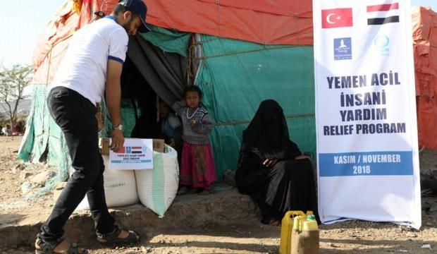 Acil yardım bekliyor! Deniz Feneri Yemen'e gidiyor