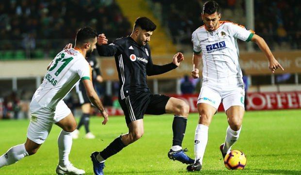 Beşiktaş'a Alanya freni!