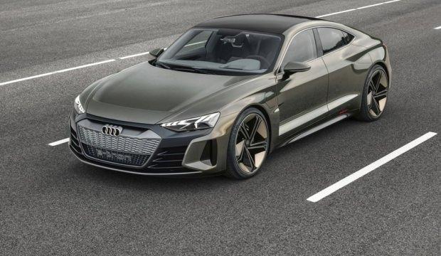 Audi Los Angeles >> Audi Den 4 Kapili Elektrikli Coupe Konsepti Otomobil Haberleri