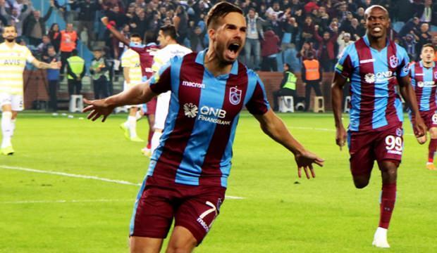 'Bana mutlaka Trabzonspor'a gitmelisin dedi'
