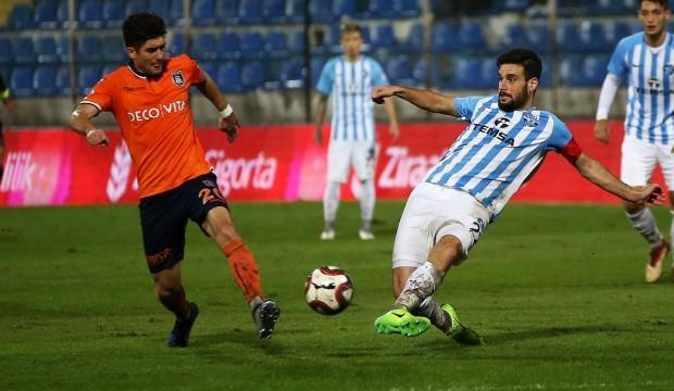 Başakşehir'in olaylı kupa maçı! 2 kırmızı 2 gol!