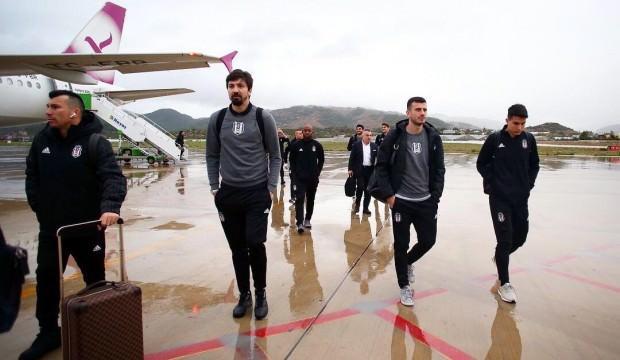 Beşiktaş uçağında panik!