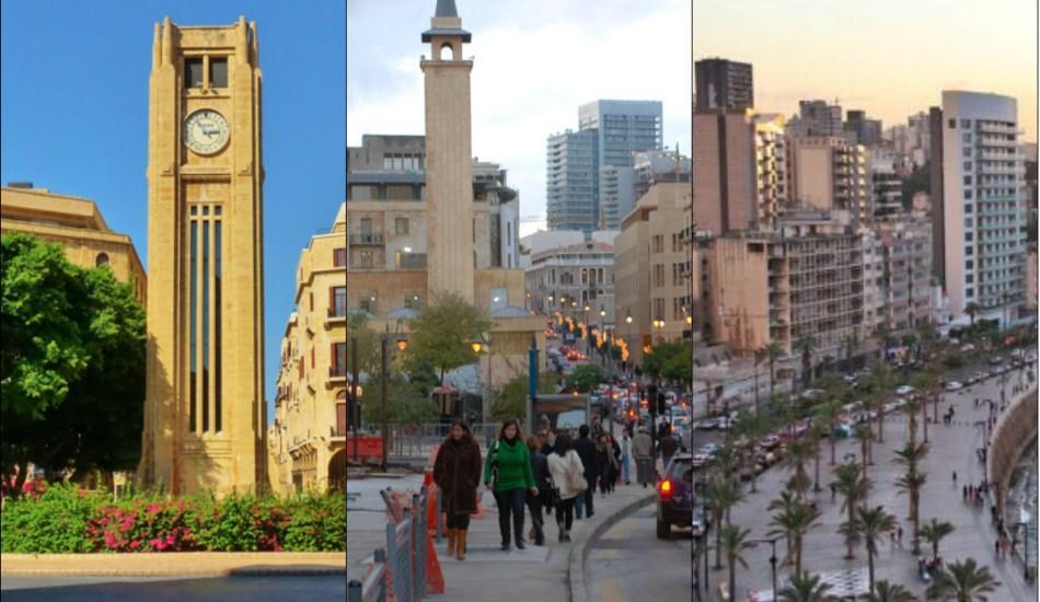 Beyrut'ta gezilecek yerler