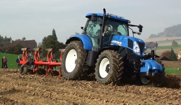 Bu ilde her beş araçtan biri traktör