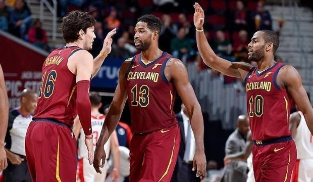 Cedi Osman 12 sayı attı, Cavaliers kazandı