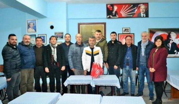 CHP Buldan İlçe Yönetim Kurulu'ndan toplu istifa
