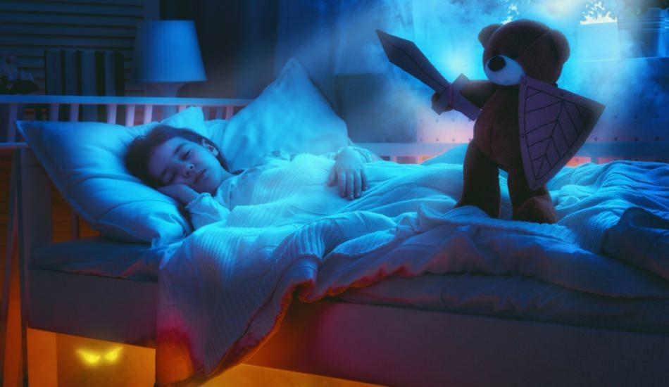 Çocuklarda gece terörüne karşı ne yapılmalı?