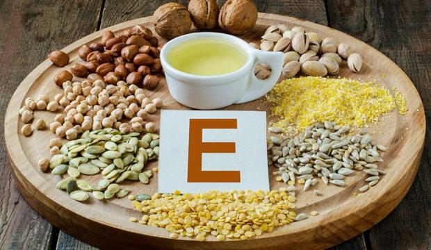 E vitaminin faydaları nelerdir? Hangi gıdalardan E vitamini alınır?