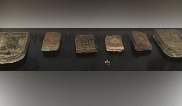 El yazması tevratlar ele geçirildi