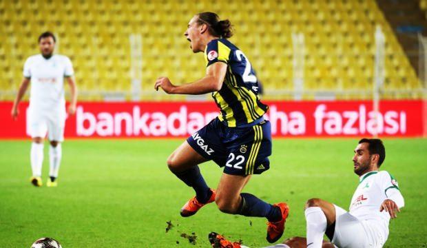 """Fenerbahçe açıkladı! """"Yırtık ve ödem..."""""""