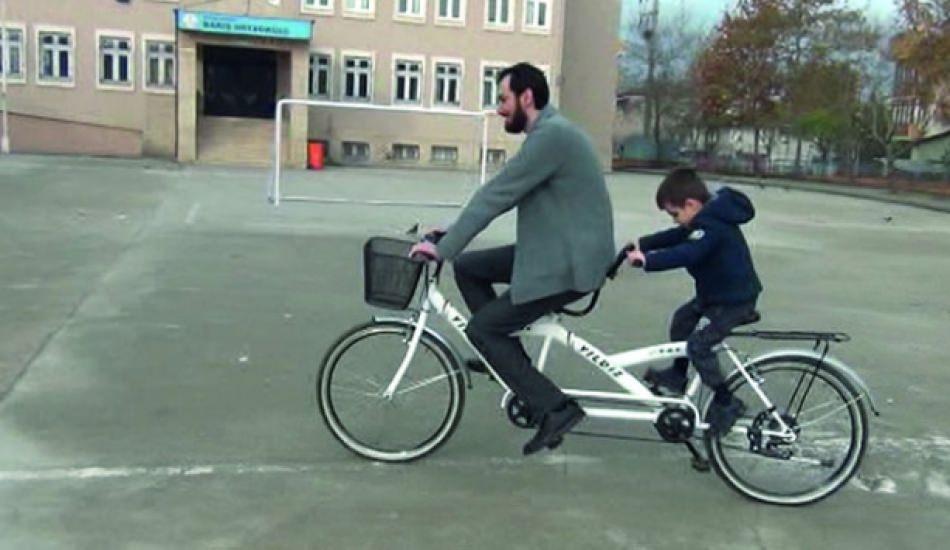 Bisikletle Hayal Turu