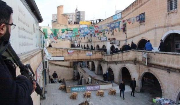HDP Şanlıurfa il binasına operasyon; 40 gözaltı