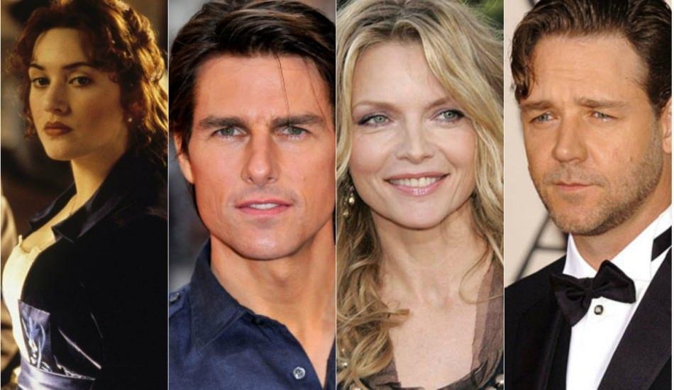 Oscarlık filmleri reddeden ünlü oyuncular