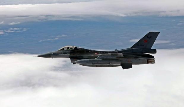 Irak'ın kuzeyinde 8 terörist daha etkisiz!