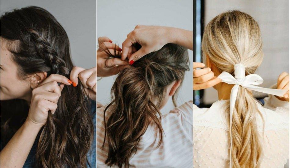 İş yerinde kullanabileceğiniz pratik saç modelleri