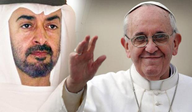 Prens davet etti, Papa kabul etti! Sürpriz gelişme