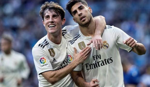 Real Madrid zayıf rakibine acımadı