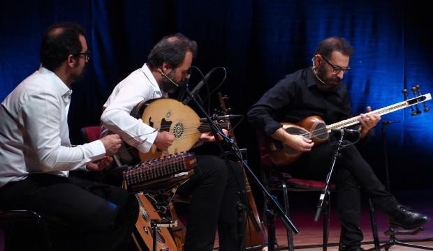 Şeceryan İstanbul'daki İlk Konserini CRR'de Verdi