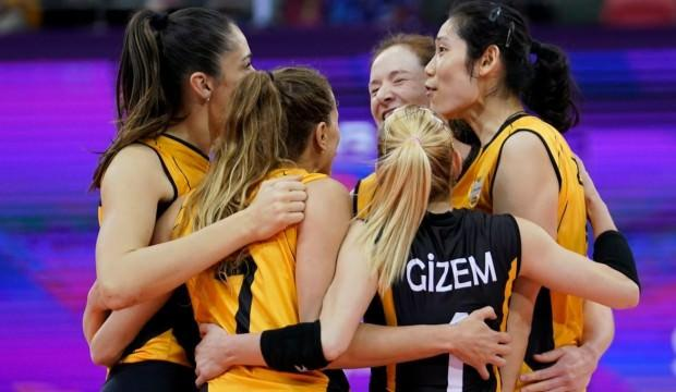 Türk voleybolunun altın yılı: 2018