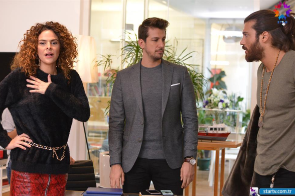 Did the episode 24 come from the early bird? Sanem & # 39
