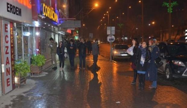 Yüksekova'da 3.7'lik deprem!